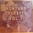 V--A feat. MONGUITO ALFREDO DE LA FE - Montuno para ti vol. 1 - LP
