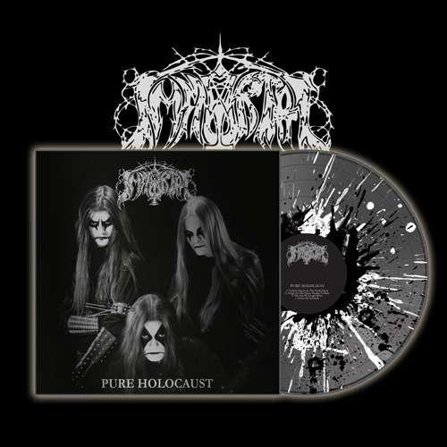 IMMORTAL pure holocaust. splatter vinyl, 33T GATEFOLD en vente sur osmoseproductions.com