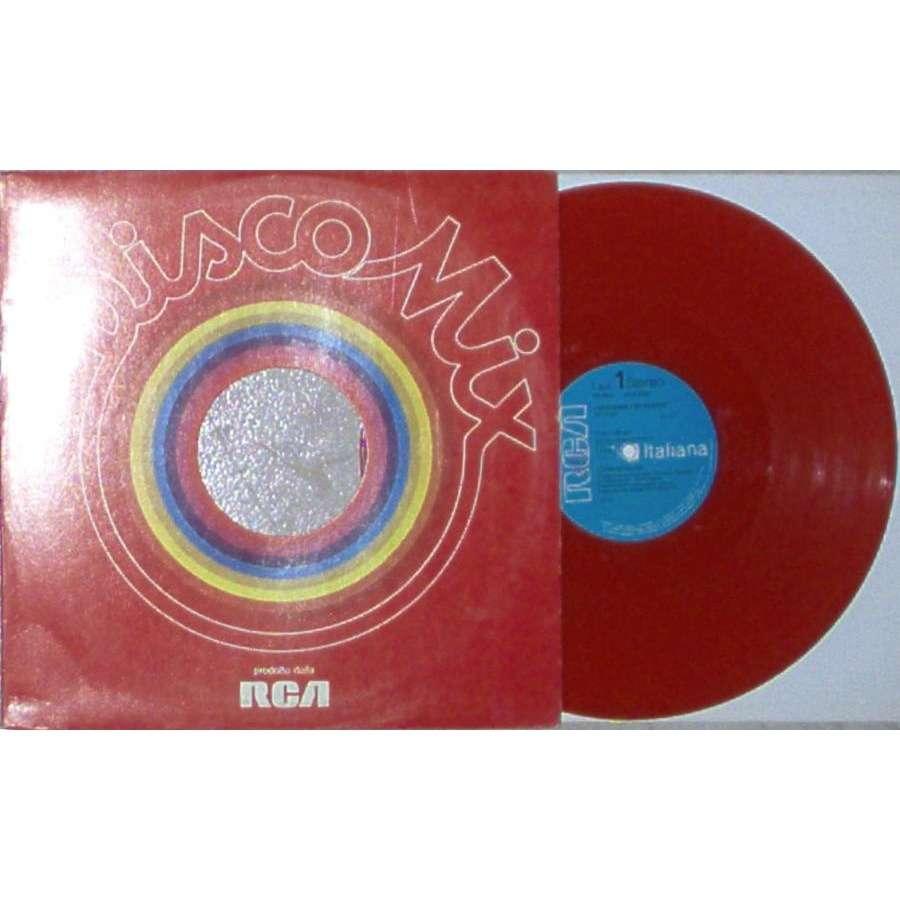 Ilona Staller / Cicciolina I Was Made For Dancing (Italian 1979 Ltd 2-trk 12EP promo RED vinyl RCA slv)