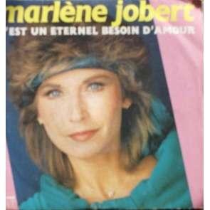 JOBERT Marlène C'EST UN ETERNEL BESOIN D'AMOUR