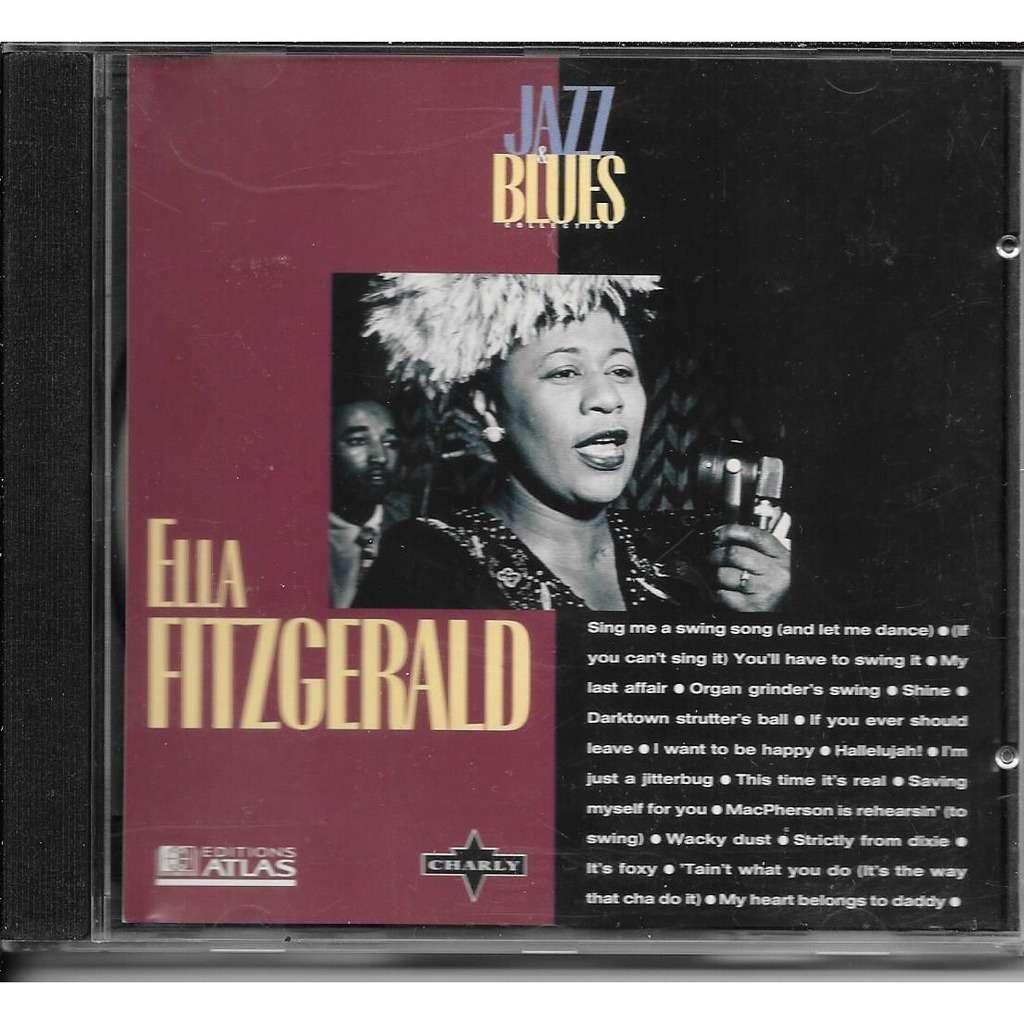 ella fitzgerald jazz and blues