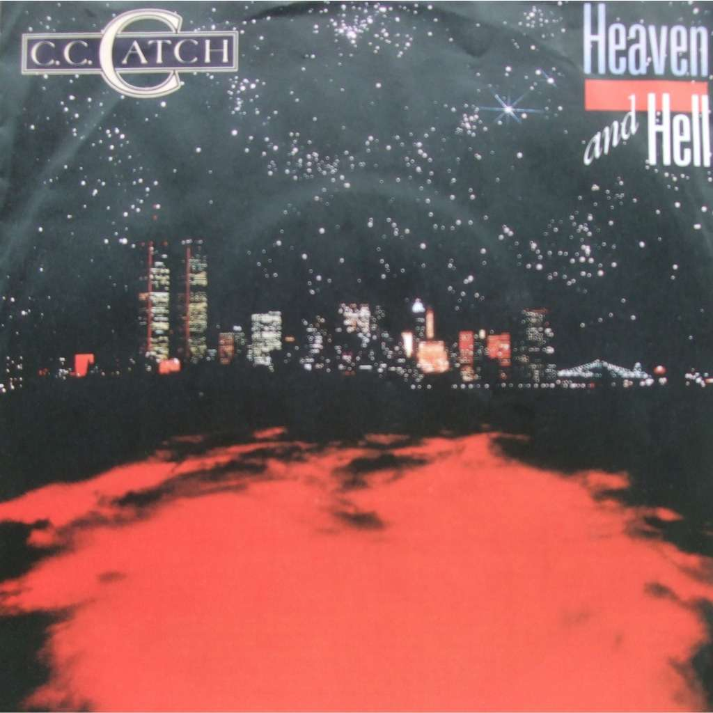 Bohlen, Dieter: CC Catch [Catch, C.C.] Heaven And Hell / Hoolywood Nights