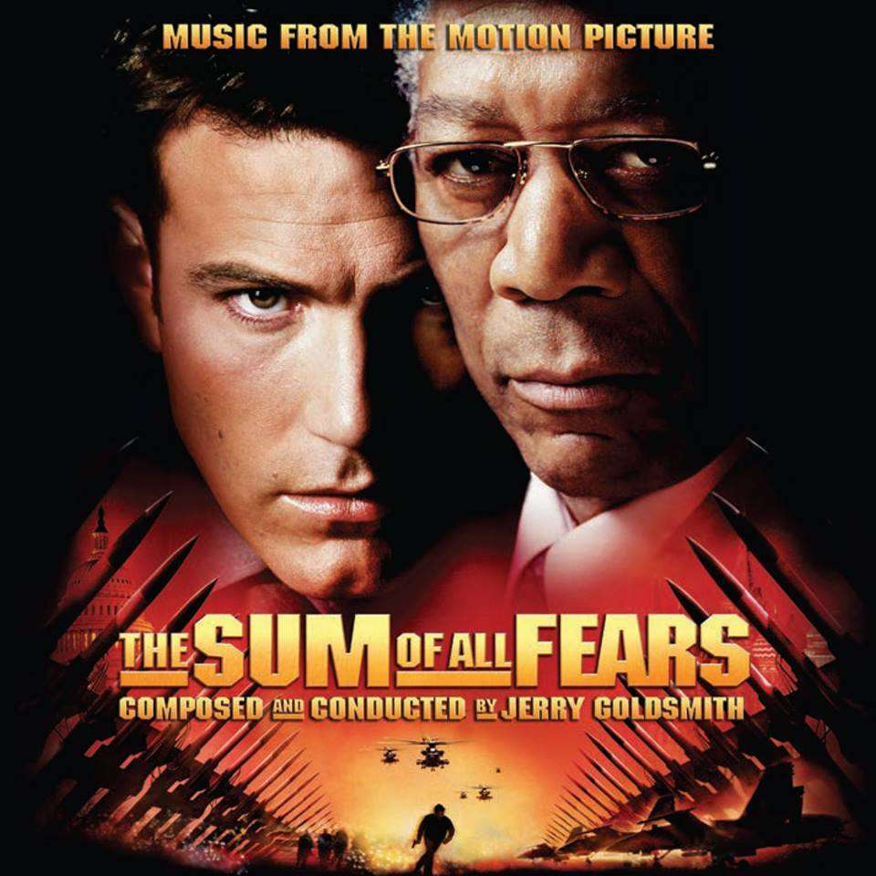jerry goldsmith The Sum Of All Fears