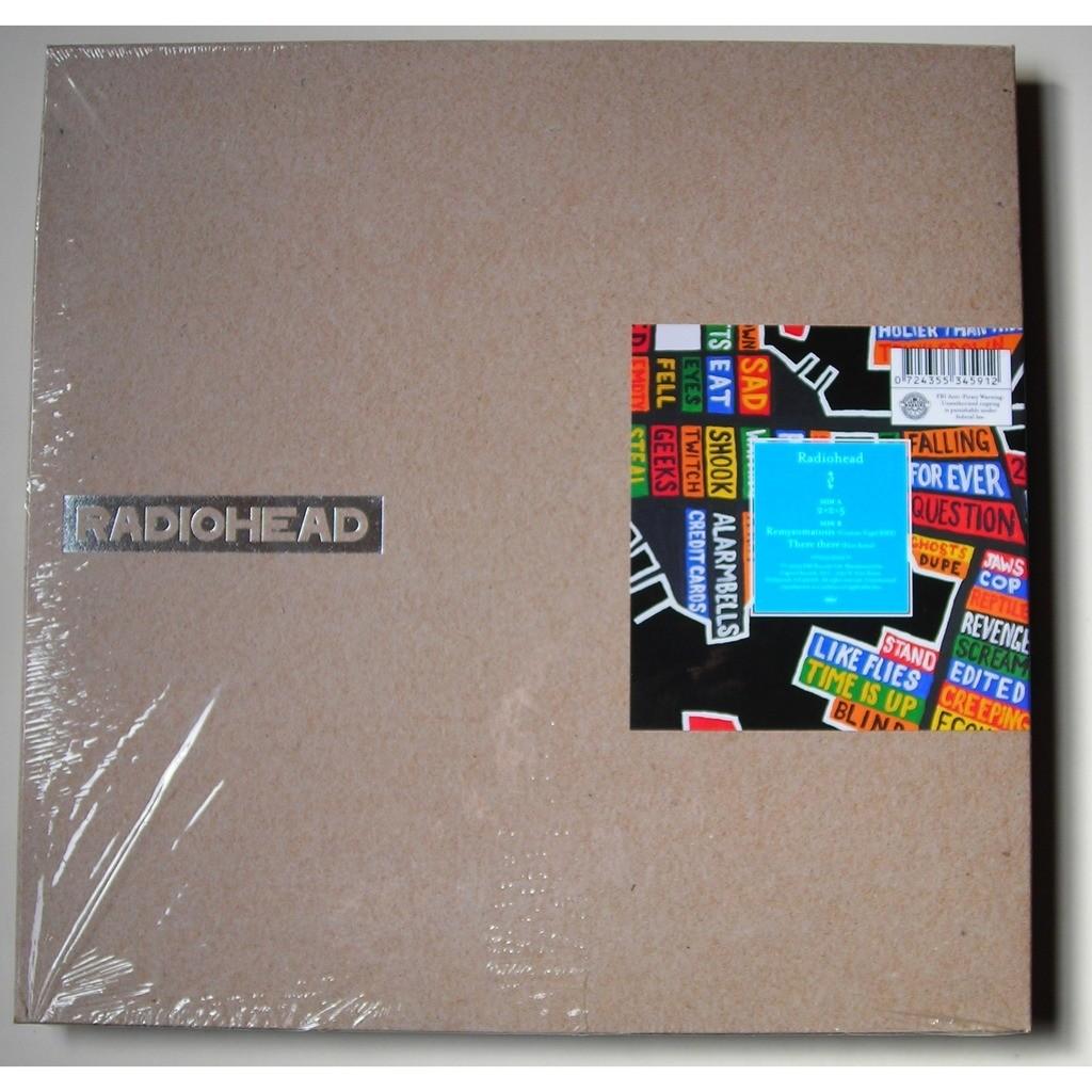 radiohead 2 + 2 = 5 +2 songs