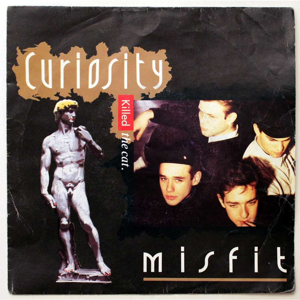 Misfit By Curiosity Killed The Cat Sp With Onairam
