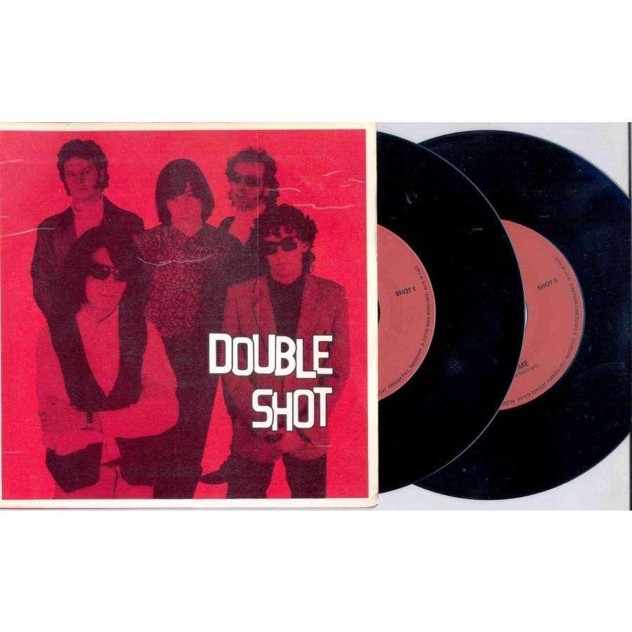 Sick Rose Double Shot (Italian 80s Ltd 4-trk 7single Double Pack full ps)