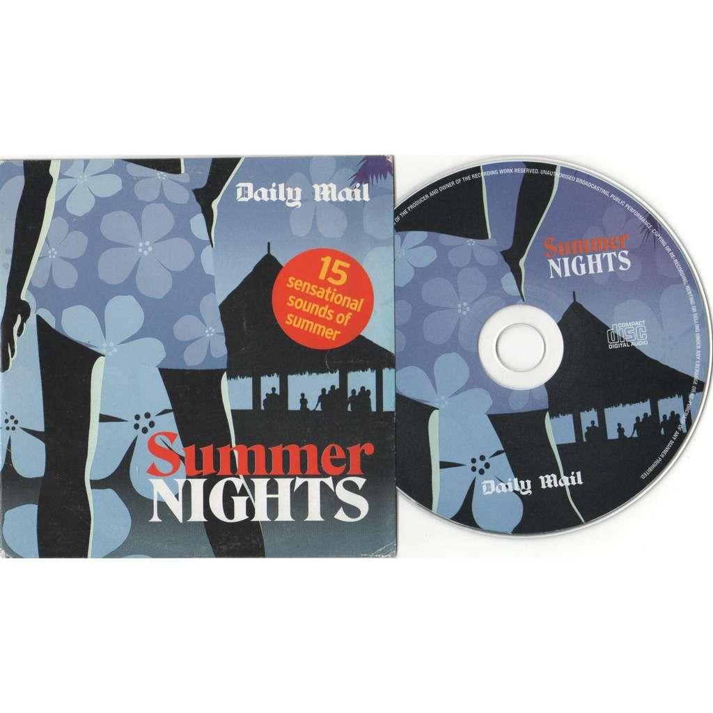 Roxy Music / The Stranglers / Roy Orbison Summer Nights (UK 2005 U0027Daily Mail