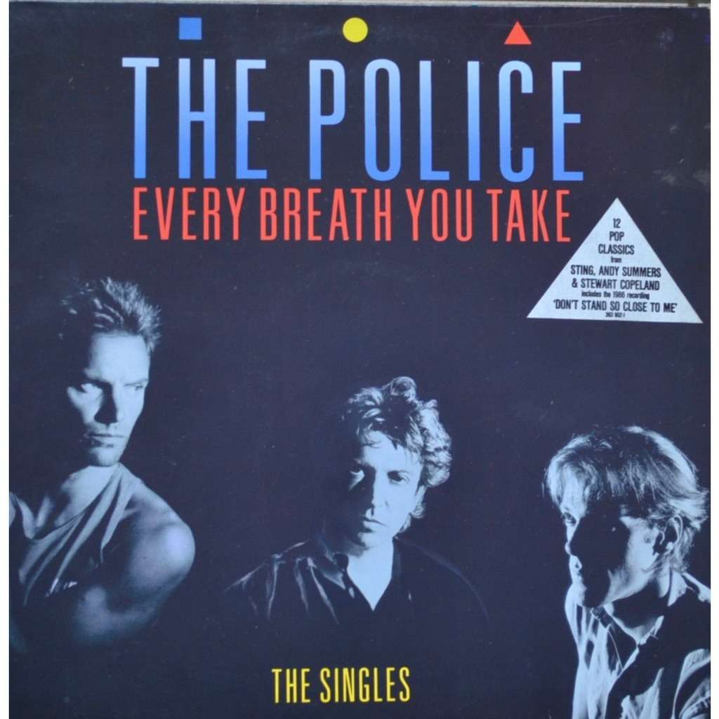 Every Breath You Take The Singles By Police Lp With