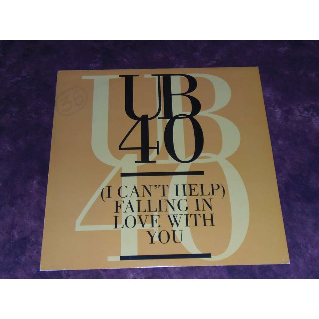 ub40 (i can't help) falling in love with you / jungle love