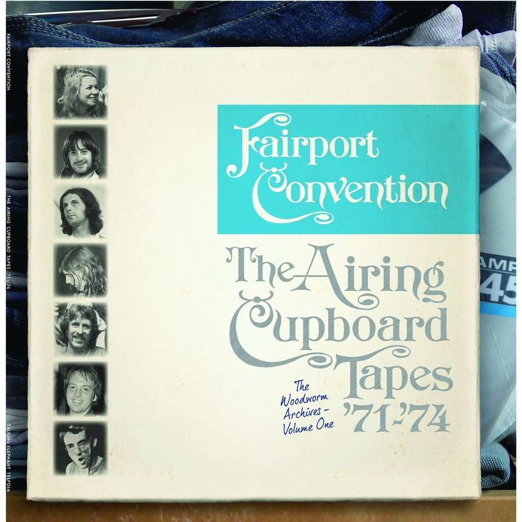 Fairport Convention The Airing Cupboard Tapes '71 - '74 (lp)