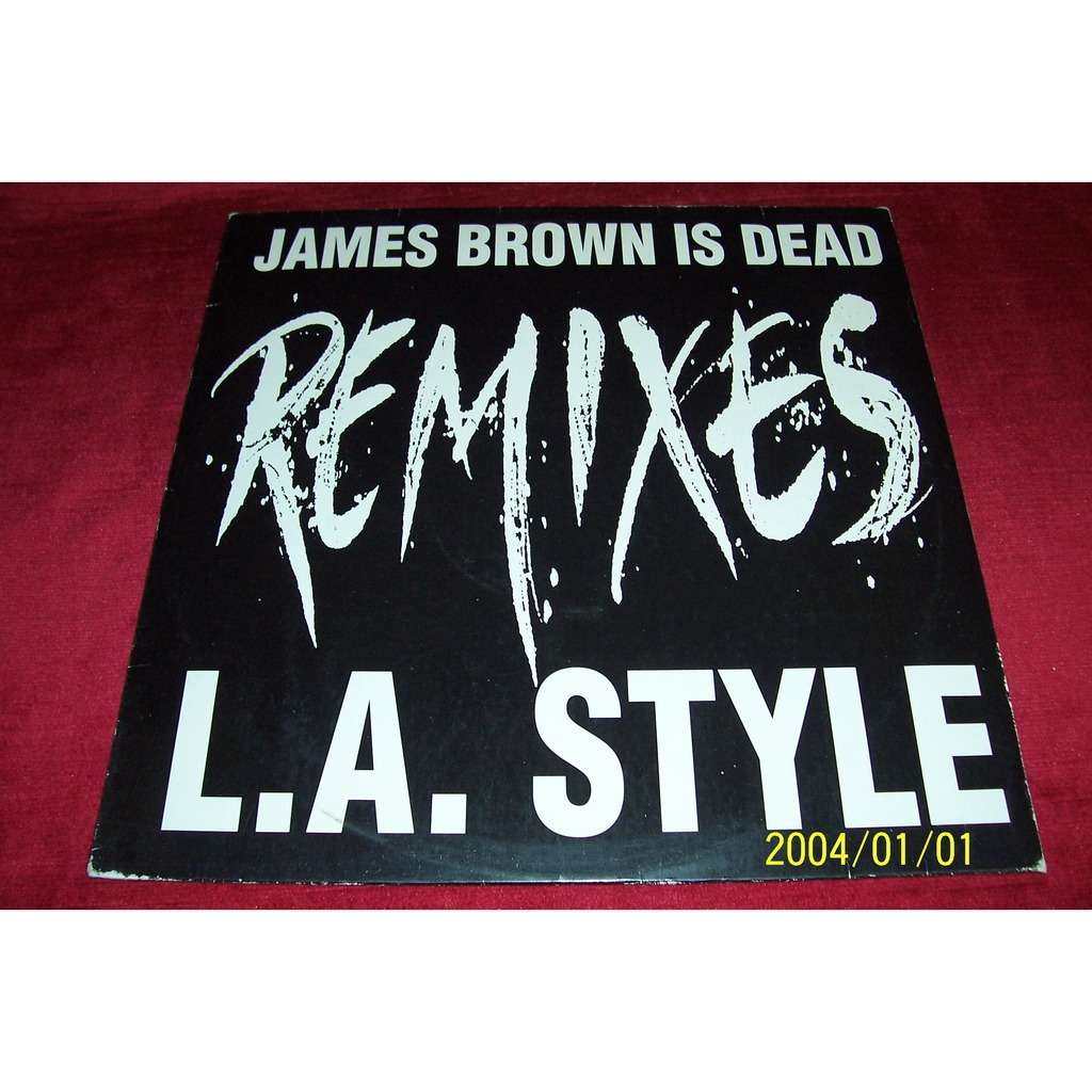 JAMES BROWN .L.A STYLE