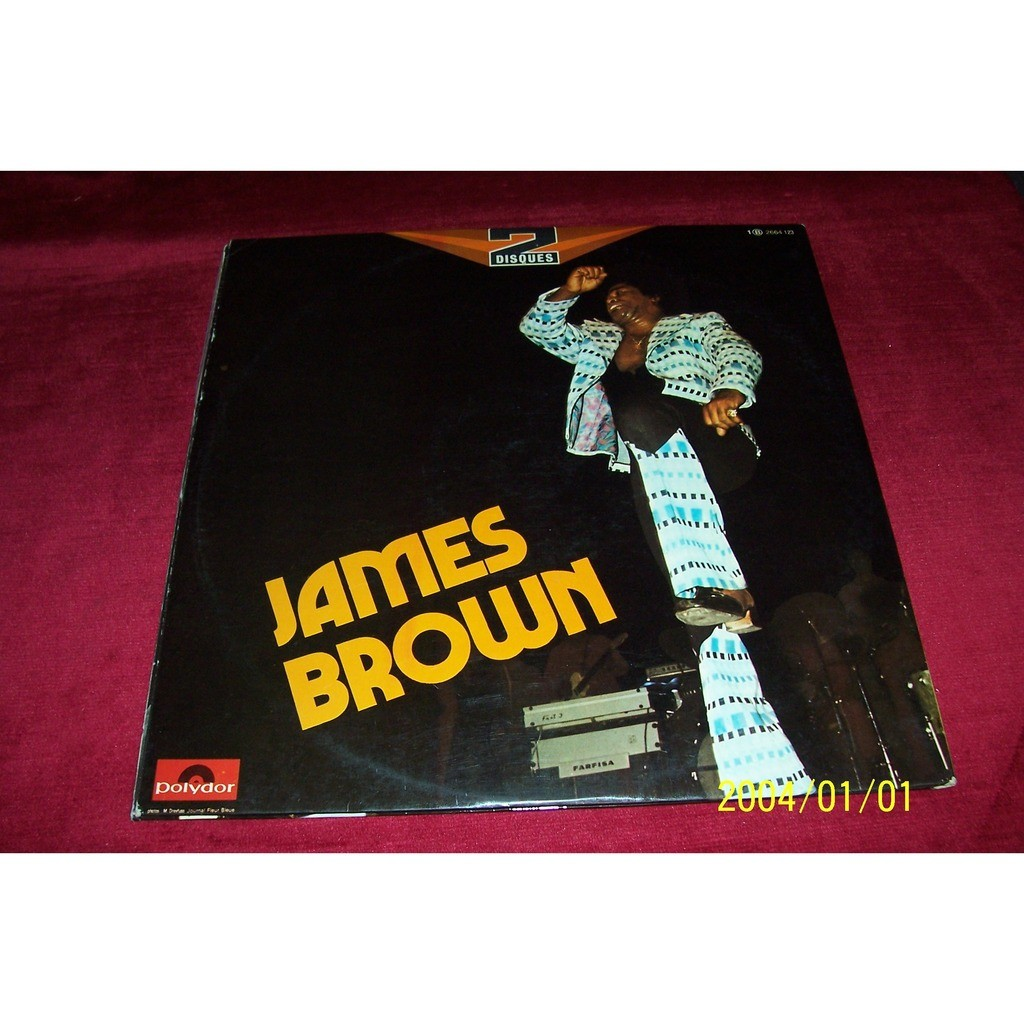 james brown james brown 2 disques