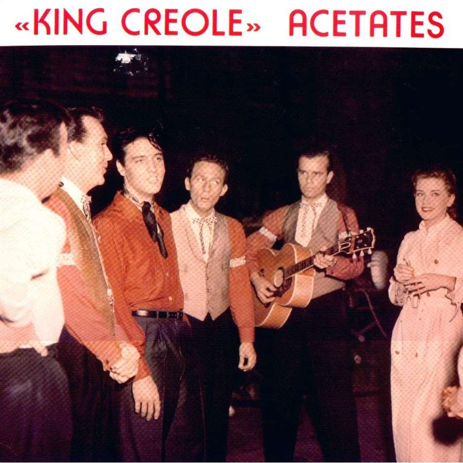 elvis presley king creole acetates LP 33 tours rare ! 28 outtakes !