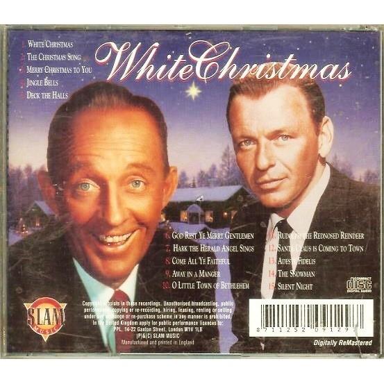 frank sinatra bing crosby white christmas picture disc edition uk - Frank Sinatra White Christmas