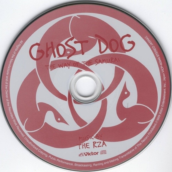 The RZA Ghost Dog: The Way Of The Samurai