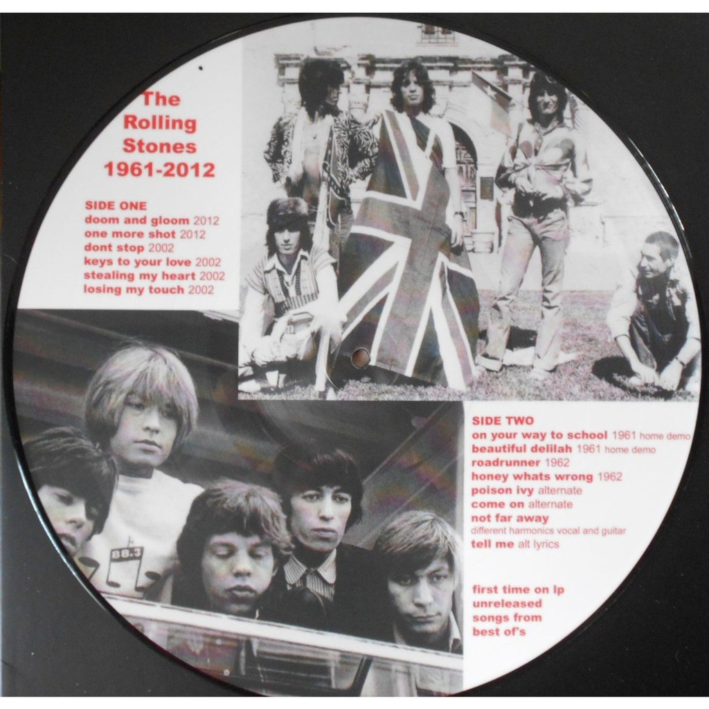 Grrr By The Rolling Stones Lp With Ald93 Ref 117902741