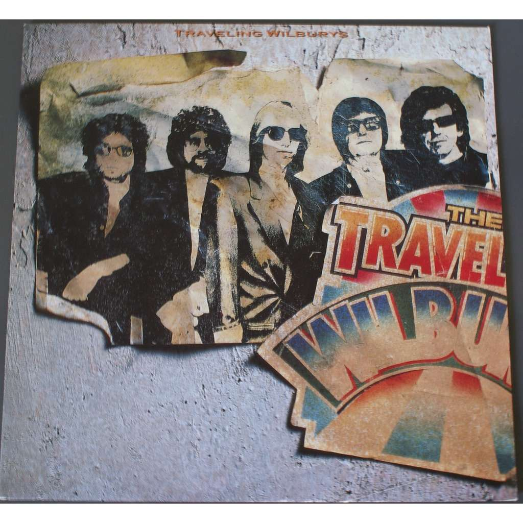 Traveling Wilburys Vol 1 By Traveling Wilburys Lp With