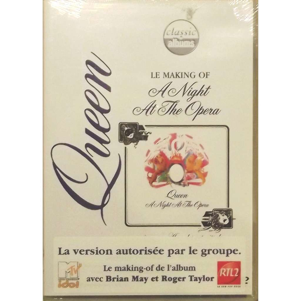 Queen a night at the opera (DVD)