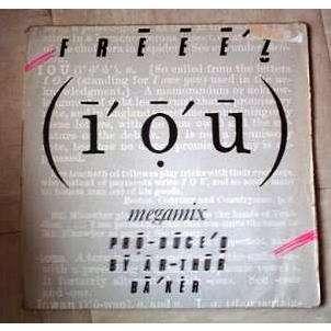 freeez i.o.u