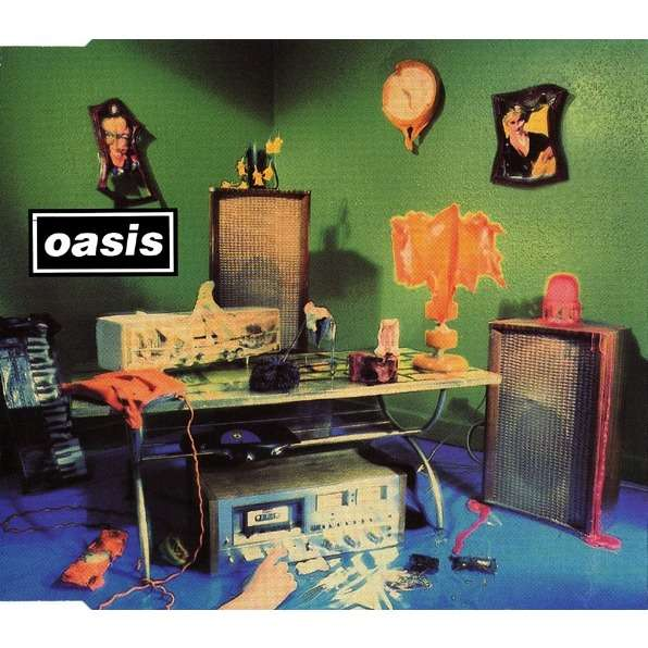 Shakermaker By Oasis Cd With Minkocitron Ref 117906189