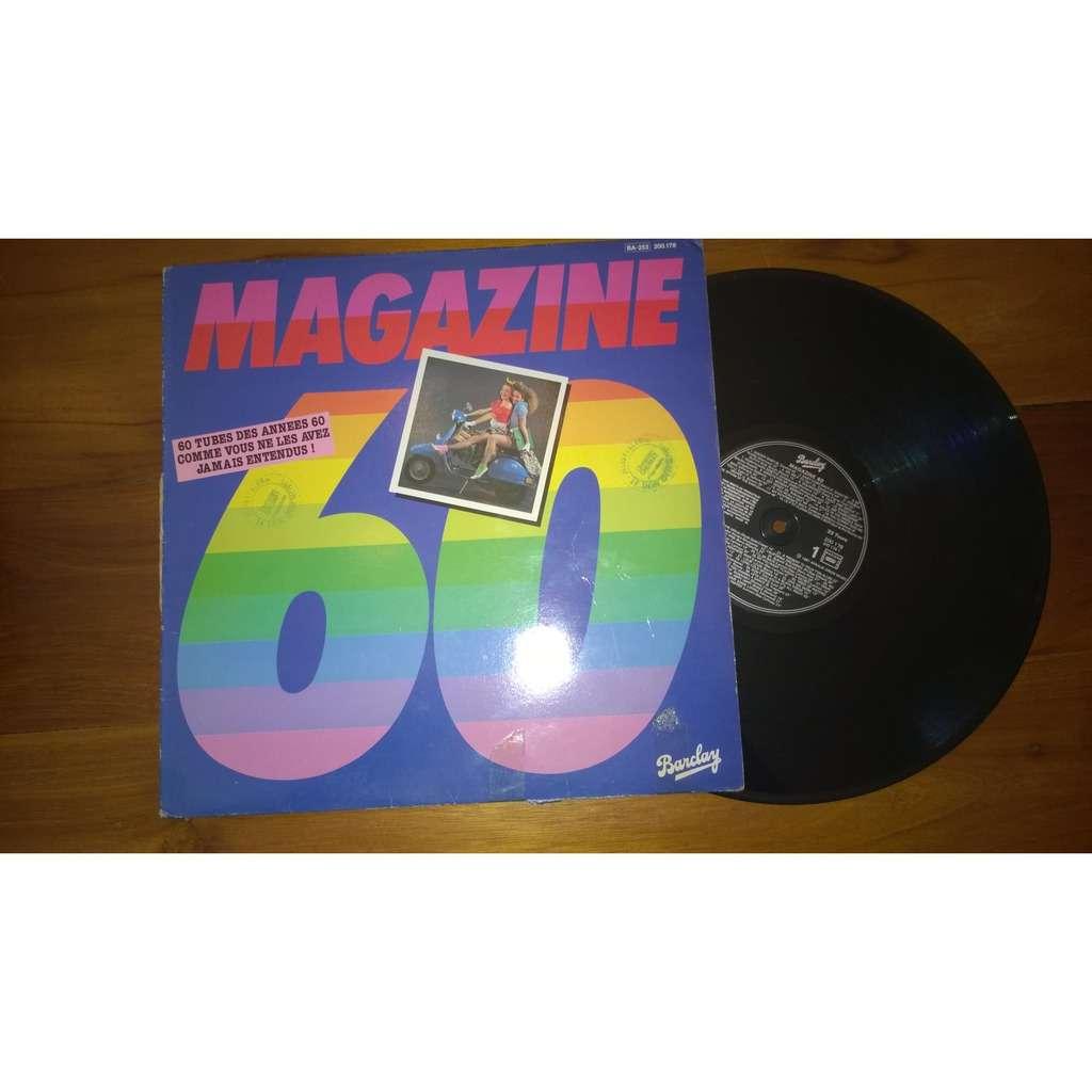 magazine 60 60 TUBES DES ANNEES 60