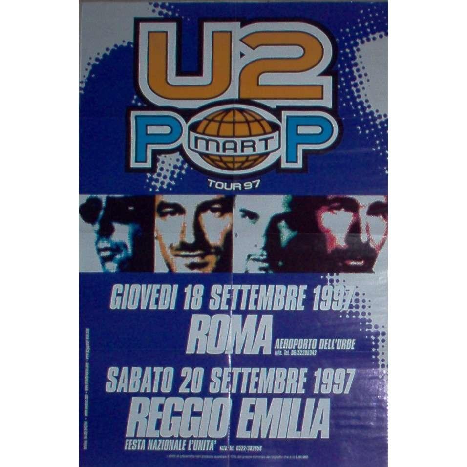 U2 tour dates