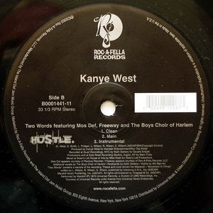 Kanye West Kanye West - Through The Wire