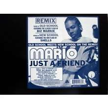 Mario Just a friend ft Biz Markie (voc, instru, Lp, remix ft shells)