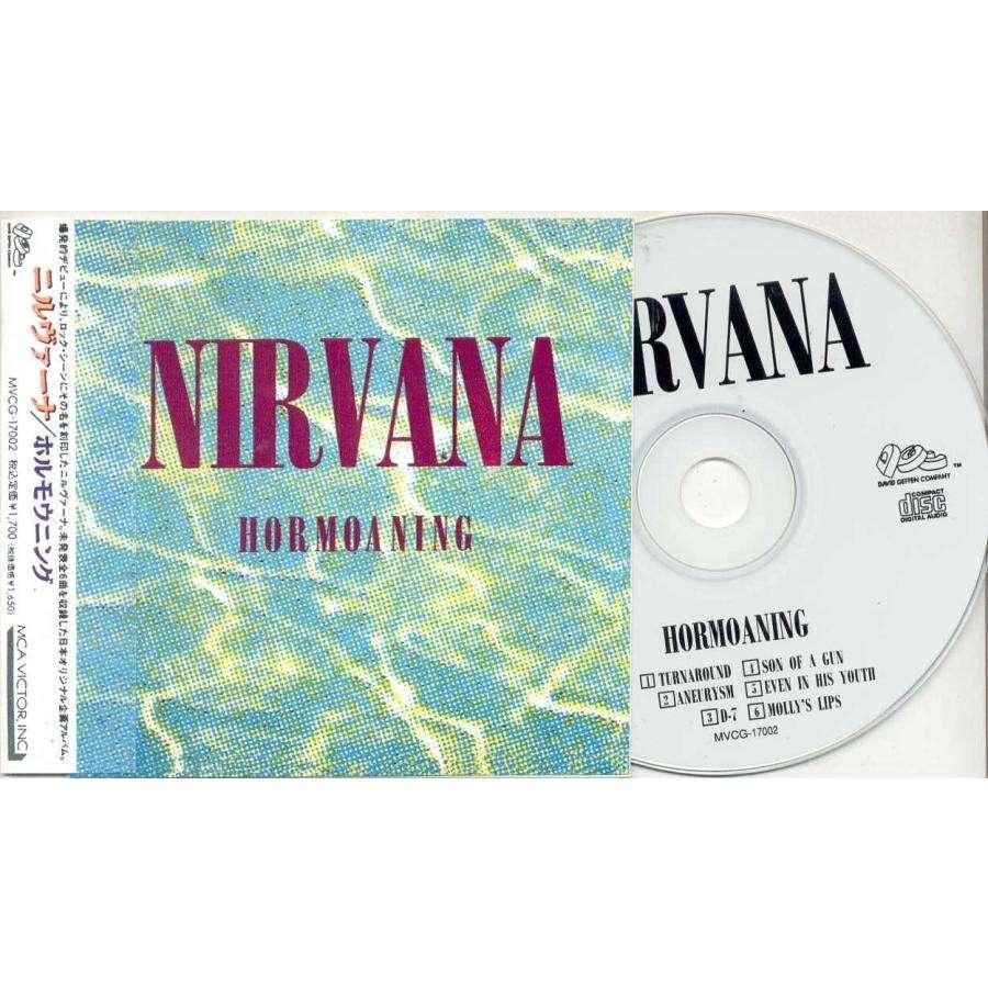 cd nirvana hormoaning