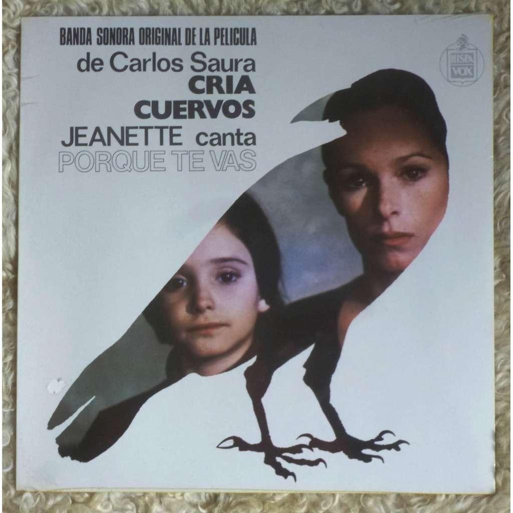 jeanette Cria cuervos / carlos saura