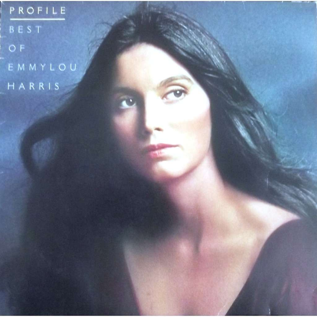 Profile Best Of By Emmylou Harris Lp With Vinyl59 Ref