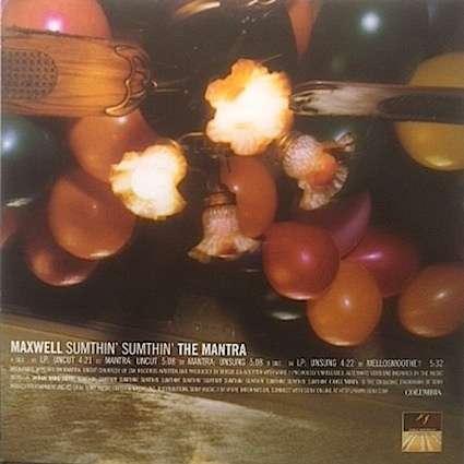 Maxwell Maxwell - Sumthin' Sumthin' The Mantra