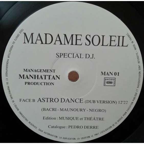MADAME SOLEIL Astrodance