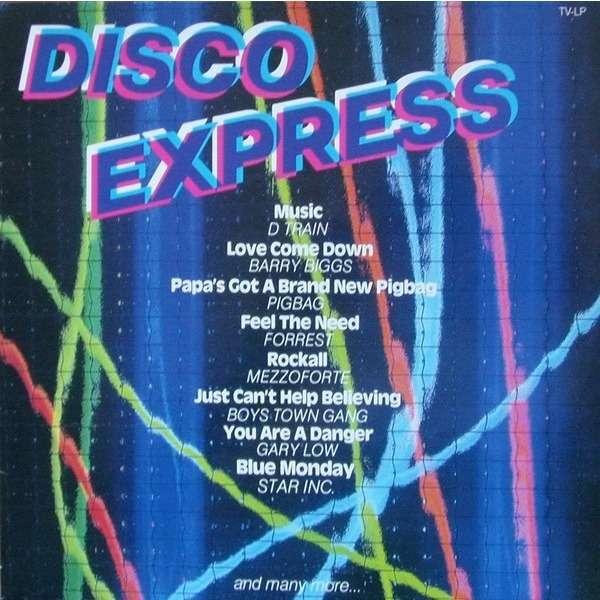 Various Various - Disco Express
