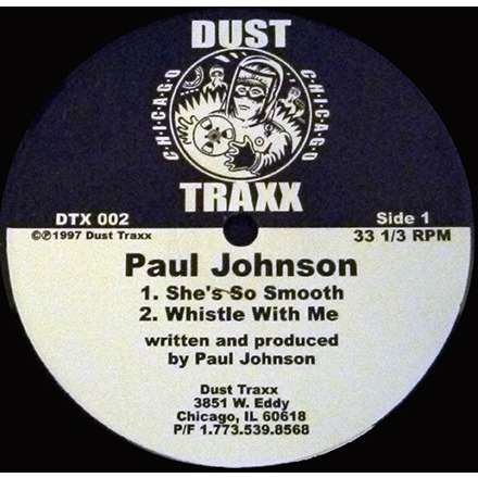 Paul Johnson Paul Johnson - She's So Smooth