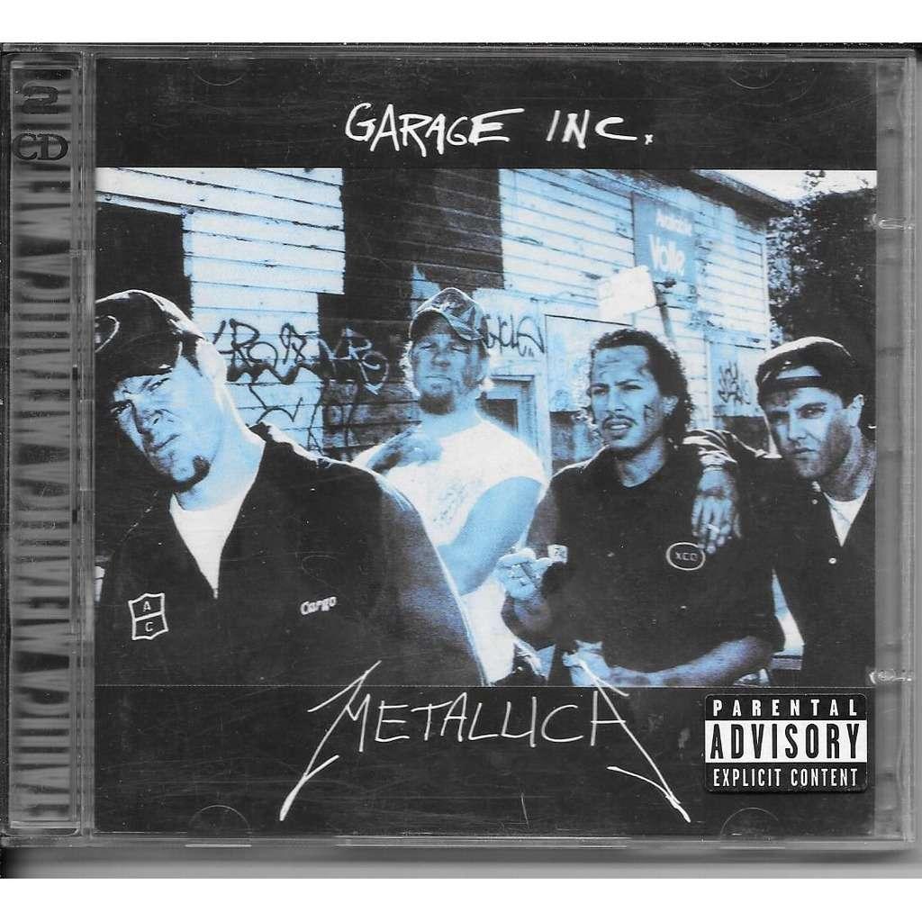 Garage Inc By Metallica Cd X 2 With Romeotiti Ref 117922833