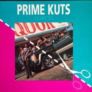 Various Artists Prime Kuts Volume Two