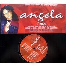 Angela BEBE Bébé (Lp, remix, Lp instru, remix instru) / Shame (voc, instru)