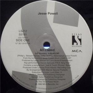 Jesse Powell Jesse Powell - All I Need