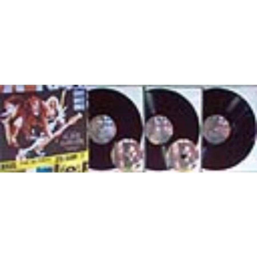 iron maiden Remember The Early Days (Paris Parc Des Princes 25 June) (Ltd 45 copies live 3LP & 2CD Box set)