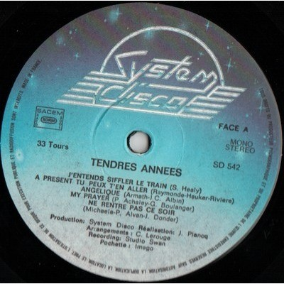 tendres annees tendres annees love and music