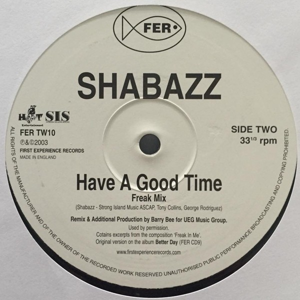 shabazz shabazz have a good time
