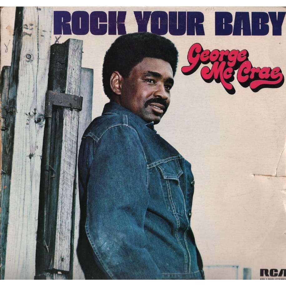 Rock Your Baby By George Mccrae Lp With Grigo Ref 117963663