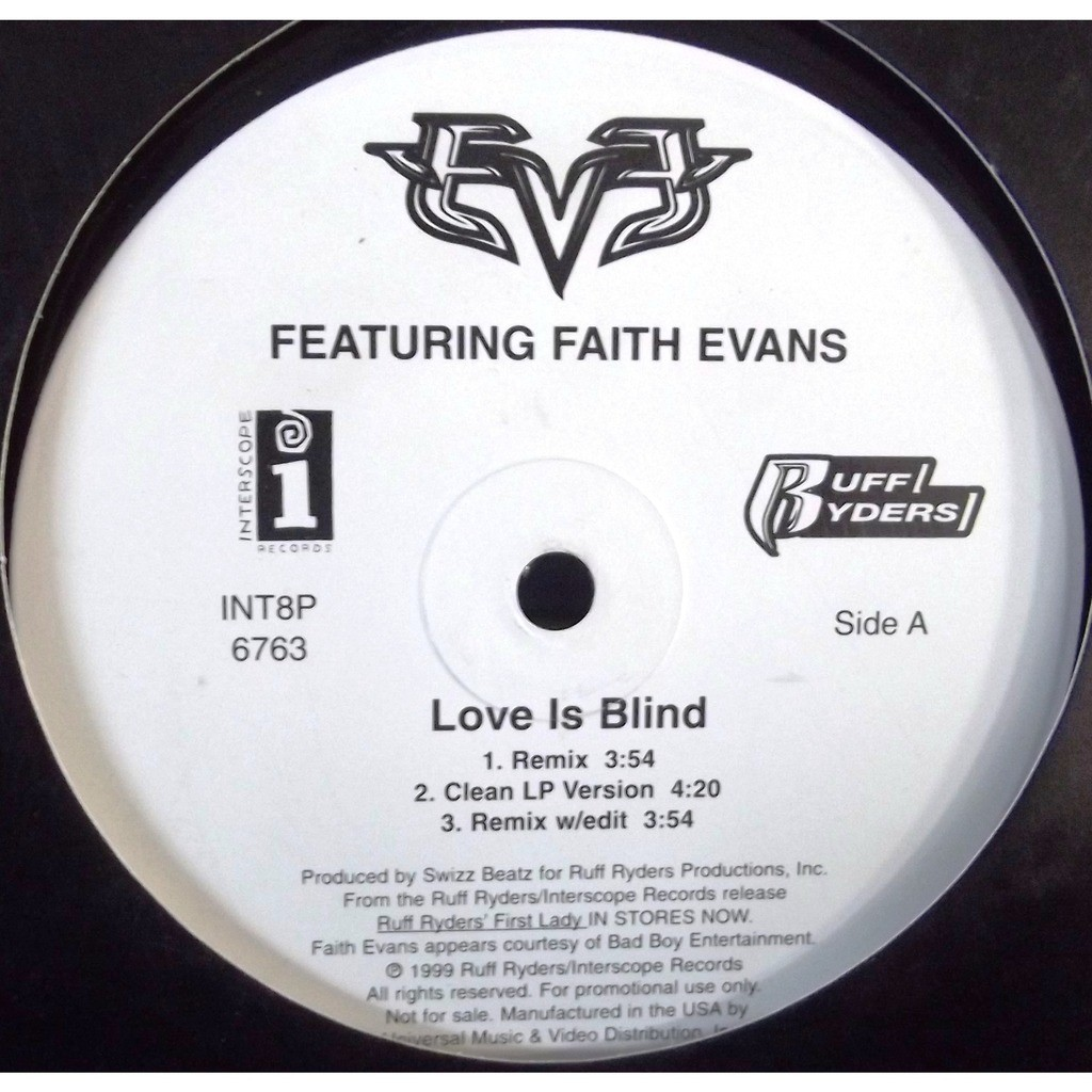 eve love is blind