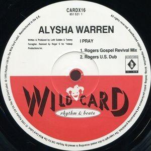 Alysha Warren* Alysha Warren* - I Thought I Meant The World To You