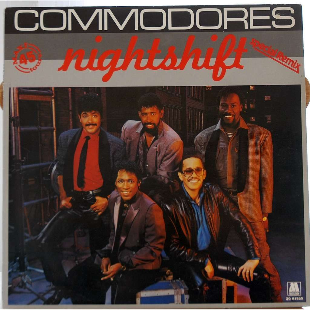 Nightshift By Commodores 12inch With Soul13 Ref 117968008