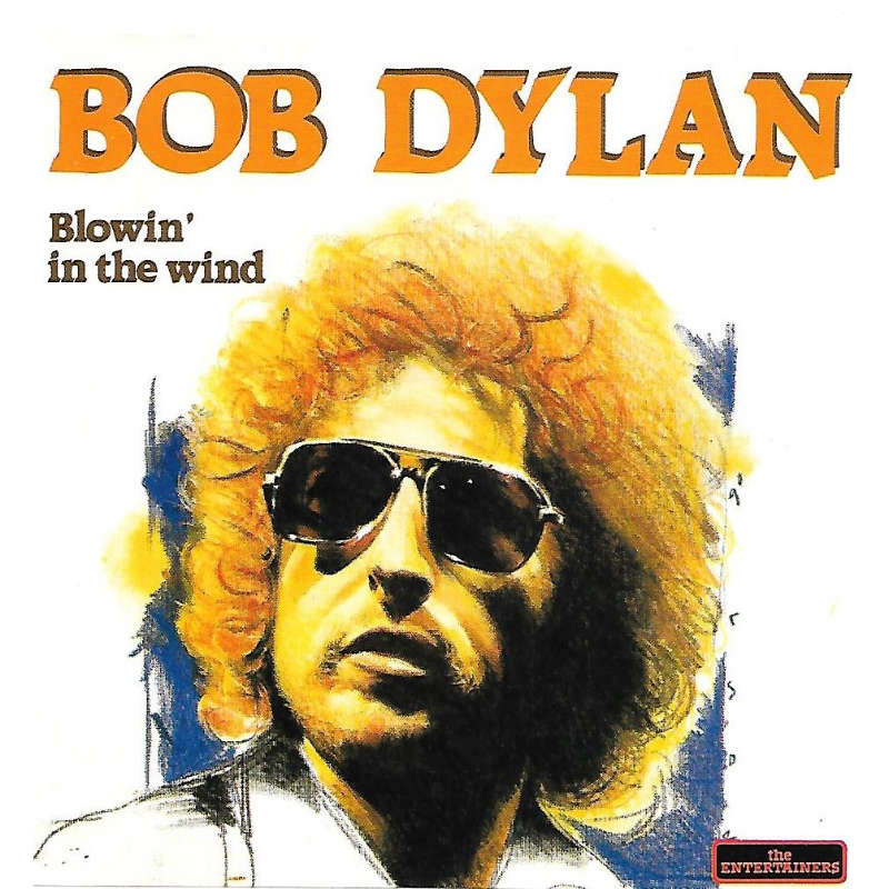 Bob Dylan - Blowing In The Wind Lyrics