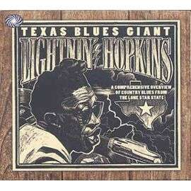 lightnin' hopkins a comprehensive overview of country blues from the lone star state