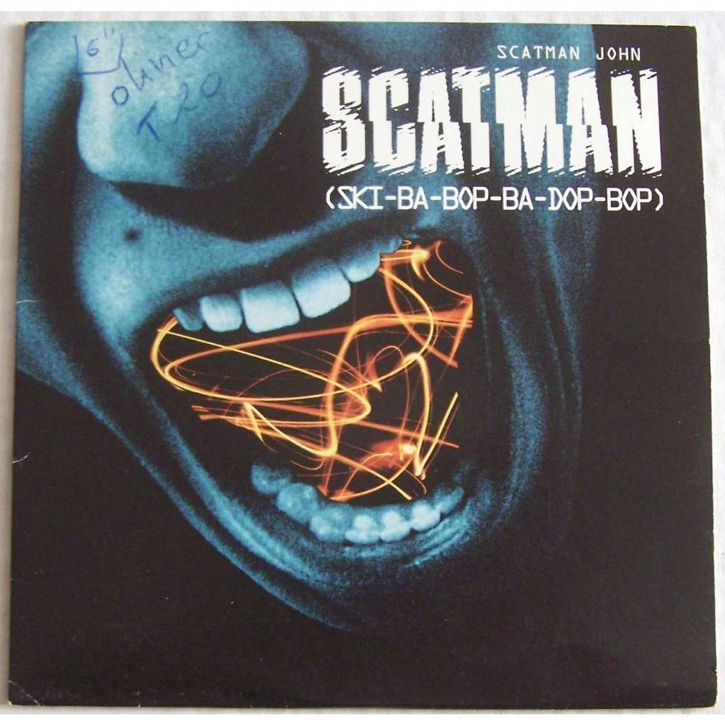 Ski Ba Bop Ba Dop Bop By Scatman John Cd Single 3 Titres