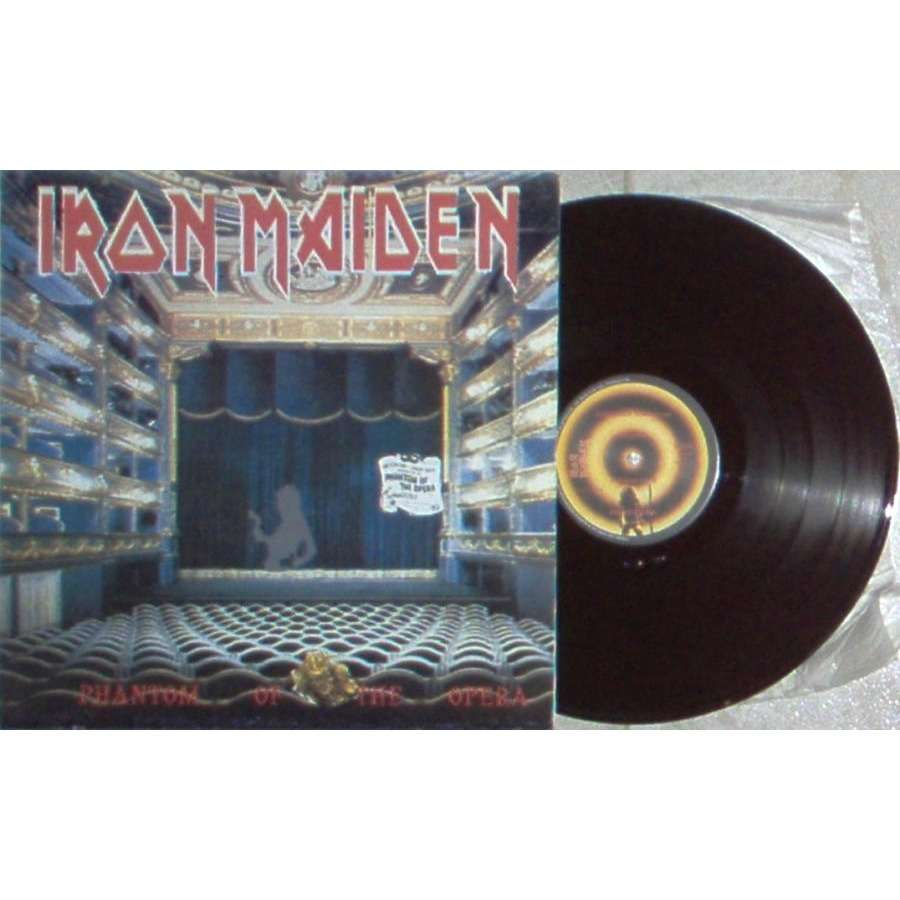 iron maiden Phantom Of The Opera (1981 original Sound Recordings made during japonese Tour)